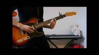 abnormalize 凛として時雨 Ling tosite sigure Guitar cover