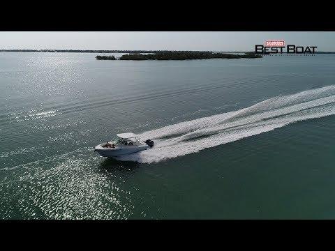 Florida Sportsman Best Boat - Skeeter SX2550, Albemarle 27DC, Grady White Canyon 326
