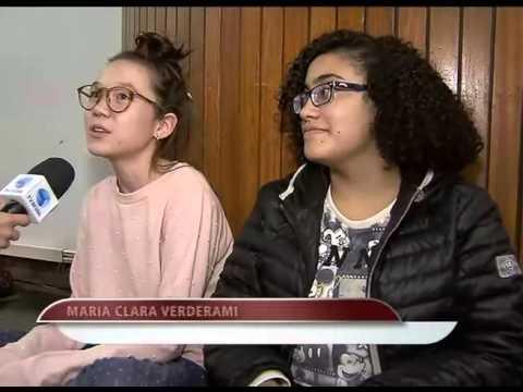 Em São Paulo, 25 alunos da escola municipal de música foram selecionados para participar de uma nova
