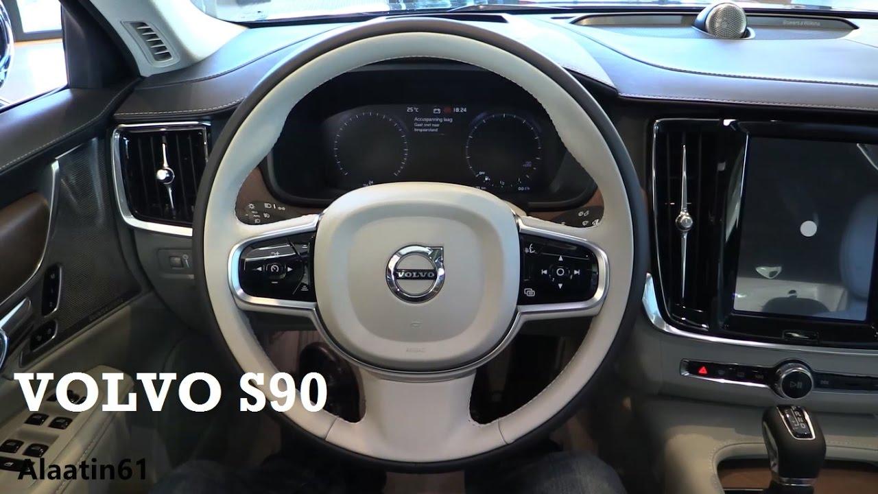 Volvo S90 Interior 2018 | www.indiepedia.org