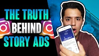 Reviewing Instagram Story Ads (GOOD vs BAD)