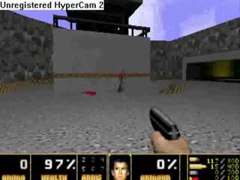 Goldeneye- Doom Engine Remake (Freeware PC)