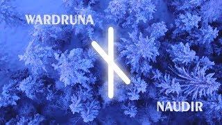 Обложка Wardruna NaudiR ENG Lyrics And Translation