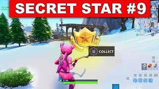 Fortnite Secret battle Star Week 9 Season 7