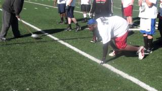 Jacksonville Sharks - 2013 Open Tryout