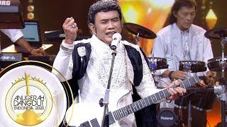 Download Lagu Aksi Raja Dangdut! Rhoma Irama & Soneta [GALI LOBANG TUTUP LOBANG] - Anugerah Dangdut Indonesia 2020 mp3
