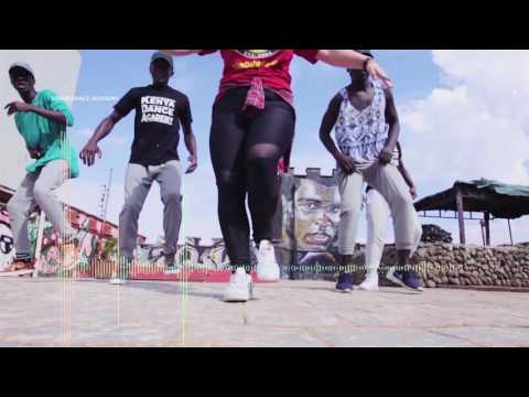 Steppin   Chris Martin, Busy Signal Ft Kenya Dance Academy Choreography 1080p