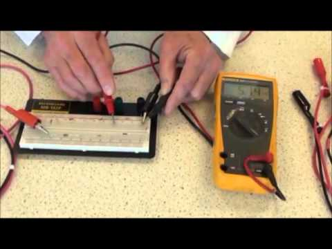 Safe Meter Usage Electrical Safety Electronics Textbook