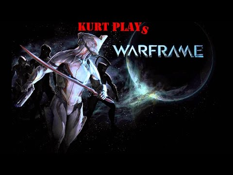 Kurt Plays -- Warframe -- Underwater Missions?