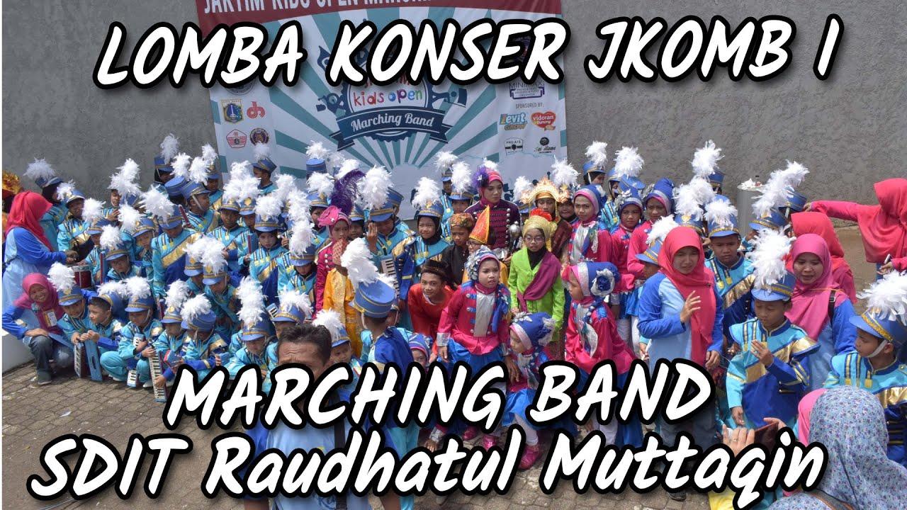 Marching Band SDIT RAudhatul Muttaqin || Lomba Konser Marching Band Junior || JKOMB 2017 || Ep.22-LC