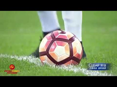 Gols Destaques da 13a Rodada da Super Liga da China 2017