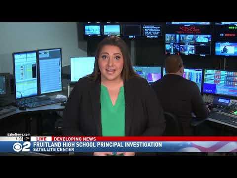 Fruitland High School Principal Under Investigation