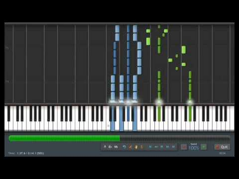 Scott Joplin: Maple Leaf Rag - Piano Tutorial by PlutaX