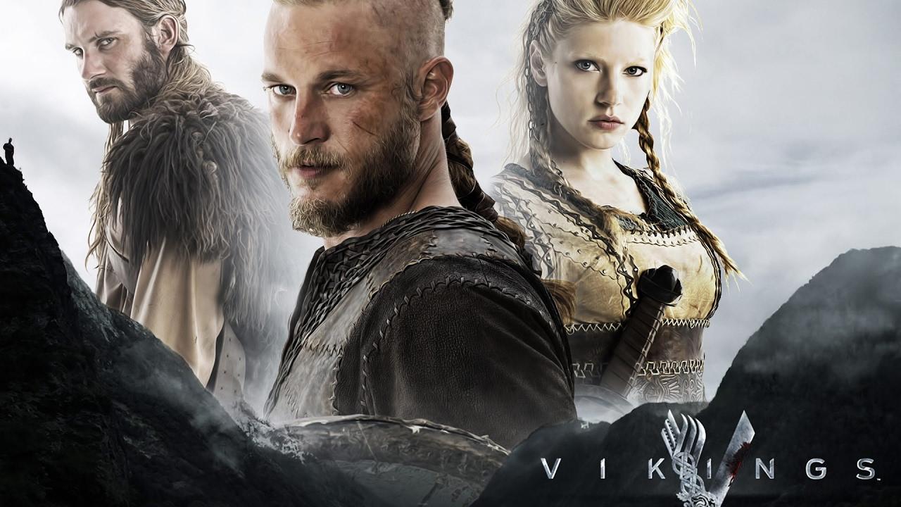 Serie Vikingos Vikings Youtube