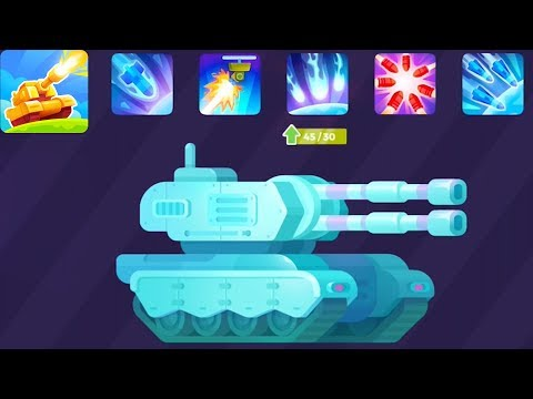 Tank Stars - Gameplay Walkthrough Part 47 - Tournaments Legendary Only Frost (iOS,Android)