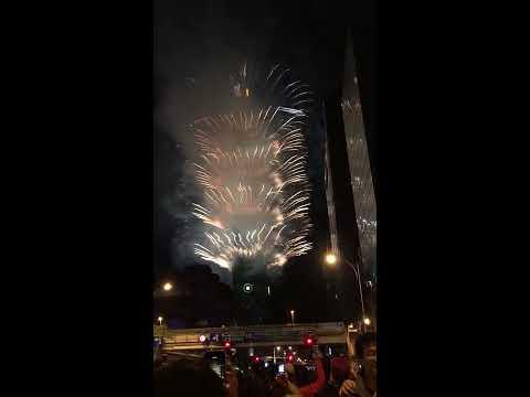 Taipei 101 New Year Countdown [Welcoming 2017]
