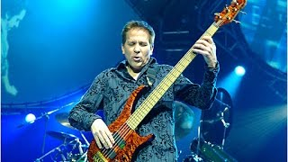 Toto bass player Mike Porcaro dies aged 59