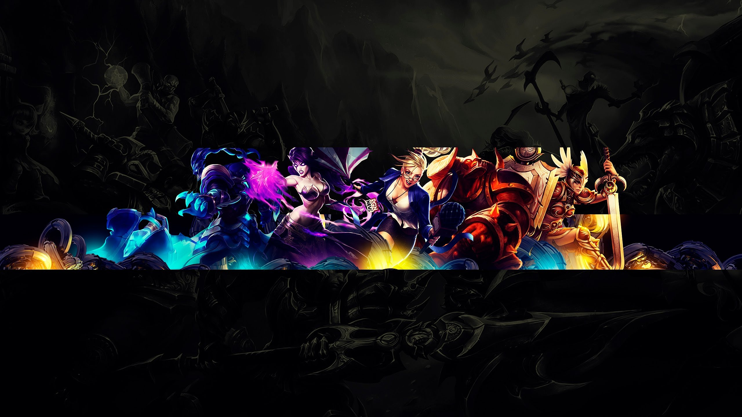 Charming League Of Legends #1   YouTube