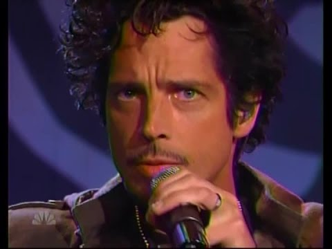 Chris Cornell - Silence the voices