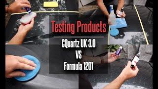 Testing Products! / CQuartz UK 3.0 VS Dr. Beasley's Formula 1201
