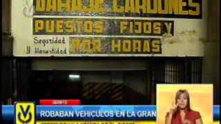 Seis integrantes de una banda roba carros fueron abatidos este jueves en la parroquia Altagracia