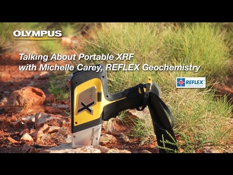 Talking about Portable XRF with Michelle Carey of REFLEX Geochemistry