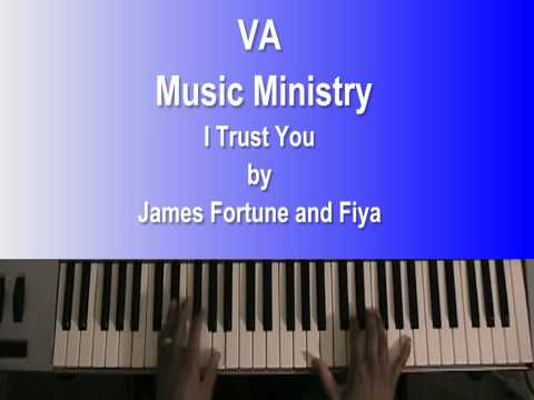 I Trust You By James Fortune And Fiya