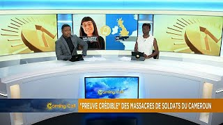Cameroon's army indicted in extrajudicial killing of women, children [The Morning Call]