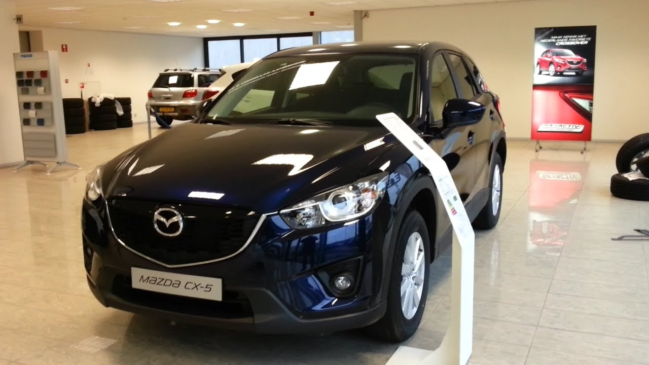 Mazda Cx 5 2015 In Depth Review Interior Exterior Youtube
