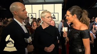 Video Annie Lennox On What The True Prize Of Music Is | GRAMMYs download MP3, 3GP, MP4, WEBM, AVI, FLV Juli 2018
