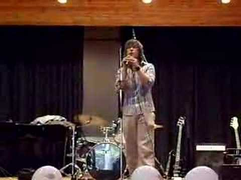 Dani singt Craig David - Unbelievable