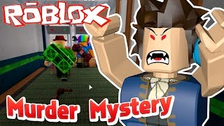 Roblox | DUDE! YOUR MURDERING EVERYBODY... | W/ The DreamTeam (Murder Mystery 2)