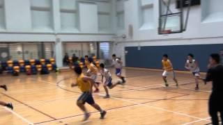 2016 中學籃球學界 B Grade  梁植偉紀念中學 V