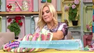 Çok amaçlı Bebek battaniye yapımı - Derya Baykal - Deryanın Dünyası