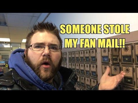 report stolen mail