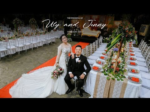 Uly and Jenny | On Site Wedding Film by Nice Print Photography