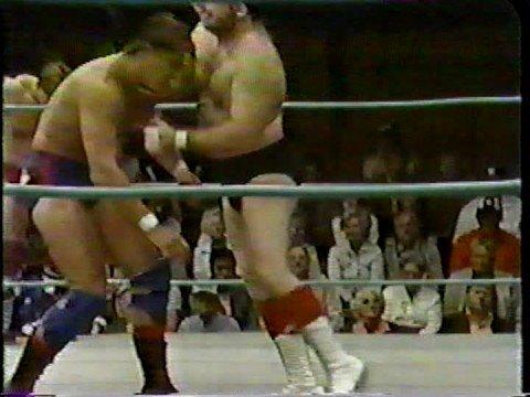 Rick Davis & Oly Olson vs Mike Dupree & Tim Patterson #1