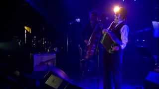 Rain Dogs Revisited - Rain Dogs (The Tiger Lillies) 11.07.2011  Live at Miles Davis Hall