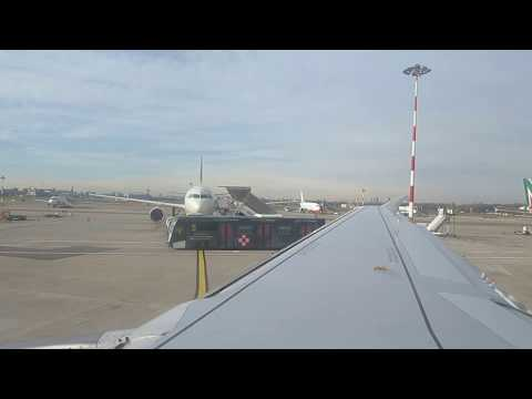 Aer Lingus Airbus A320 full flight from Milan Linate Airport to Dublin Airport (DUB)