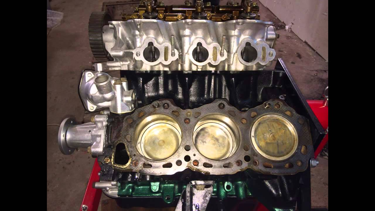 300zx Engine Diagram Complete Rebuild Of The Vg30et By Custom Brothers Youtube