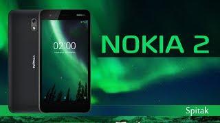 Обзор NOKIA 2 на Андроид