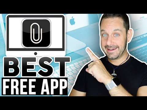 The BEST FREE App For Mac 2019