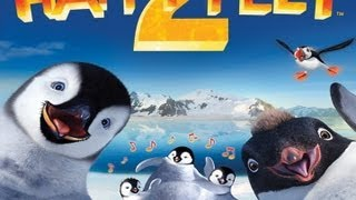CGRundertow HAPPY FEET TWO for Nintendo Wii Video Game Review