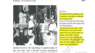 NCERT CLASS 12th HISTORY THEME 15 FRAMING THE CONSTITUTION  THE BEGINNING OF A NEW ERA