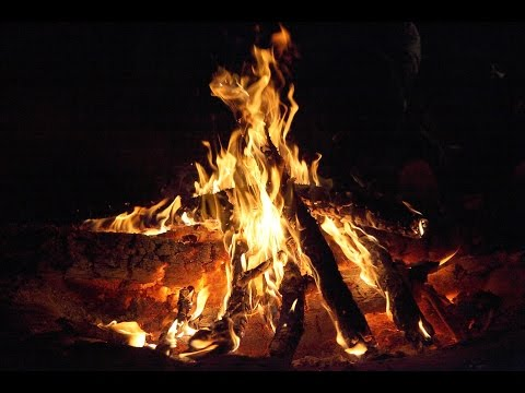 Free download MP3 relaxing fireplace sound with distant thunder ...