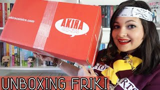 Unboxing Friki: Harry Potter, funko, libro, merchandising, cómics... | Fly like a butterfly