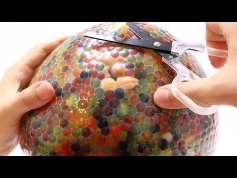 6000 Orbeez Balloon Bomb Experiment