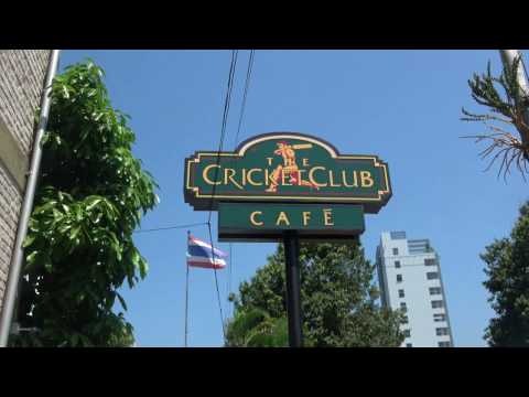 The Cricket Club Cafe, Colombo, Sri Lanka