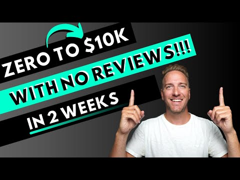 Amazon Product Launch Strategy: How to Rank on Amazon with ZERO REVIEWS (Step-by-Step Amazon FBA)
