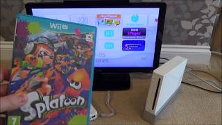 What Happens When you put a Wii U game into a Nintendo Wii